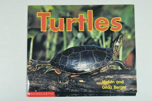 9780439445351: Turtles (Scholastic time-to-discover readers)