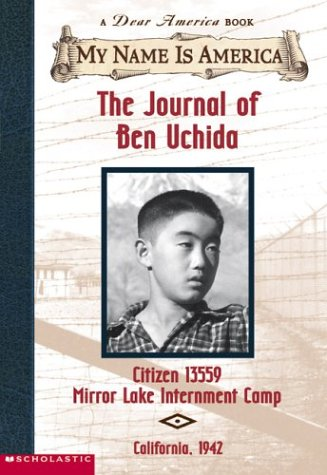 9780439445771: The Journal of Ben Uchida (My Name is America)