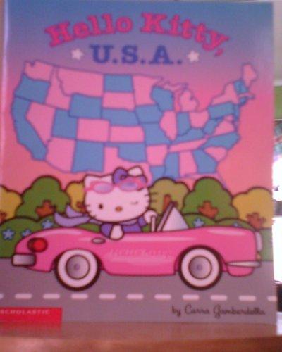 9780439446297: Hello Kitty, U. S. A.