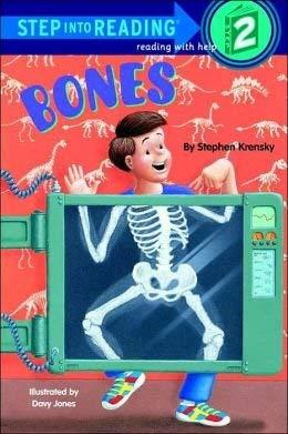 9780439446341: Bones (Step into reading. A step 1 book)