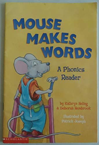 9780439446358: Mouse Makes Words: A Phonics Reader