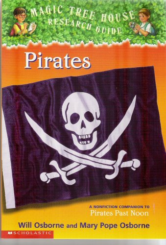 9780439448031: Pirates [Taschenbuch] by Mary Pope Osborne, Will; Osborne