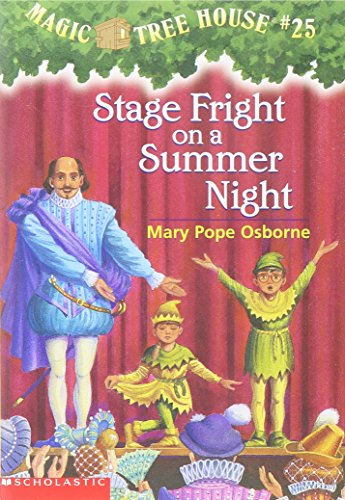 9780439448062: Stage Fright On A Summer Night (Magic Tree House #25)