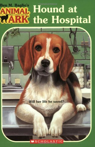 9780439448918: Hound at the Hospital (Animal Ark Series #33)