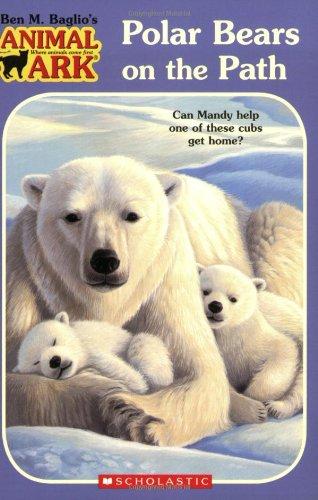 9780439448956: Polar Bears on the Path (Animal Ark Series #37)