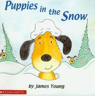 9780439449069: Puppies in the snow