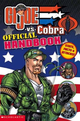 9780439449304: G.I. Joe Vs Cobra Official Handbook