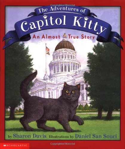 9780439450690: The Adventures Of Capitol Kitty