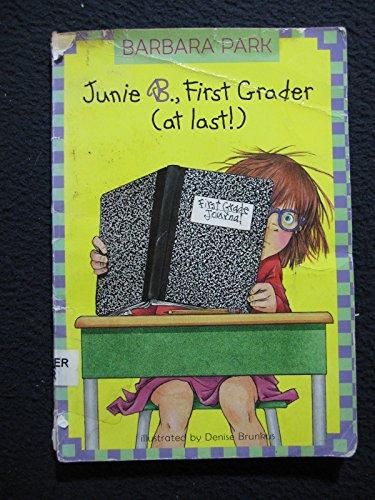 9780439450737: Junie B., First Grader (At Last!)