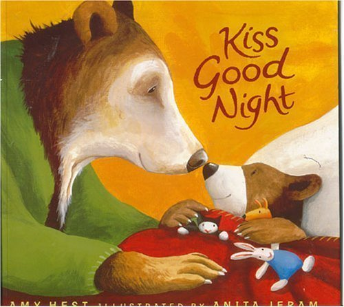 Kiss Good Night (0439450756) by Amy Hest