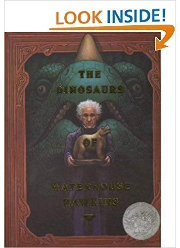 9780439451376: THE DINOSAURS OF WATERHOUSE HAWKINS [Gebundene Ausgabe] by Kerley Barbara