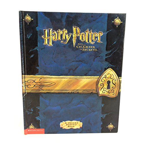 9780439451932: Deluxe Pop-up Book: Chamber Of Secrets: A Deluxe Pop-up Book (Harry Potter)