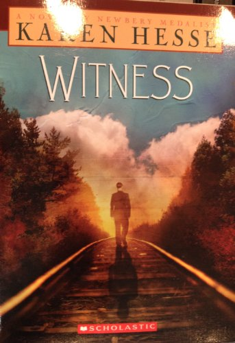 9780439452304: Witness