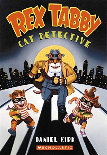 9780439452878: Rex Tabby Cat Detective
