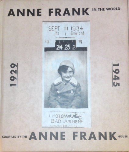 9780439453011: Anne Frank in the World