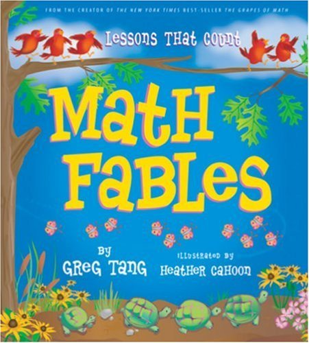 9780439454001: Math Fables