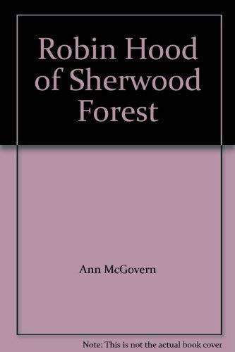 9780439454414: Robin Hood of Sherwood Forest