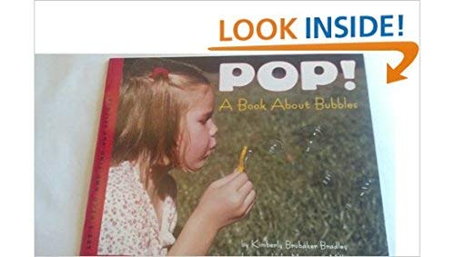 9780439454667: Pop! a Book about Bubbles (Let's Read and Find Out about Science)