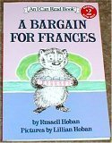 9780439454834: A Bargain for Frances (An I Can Read Book)