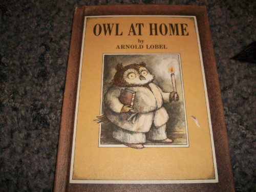 Owl at Home - An I Can Read Book: Arnold Lobel