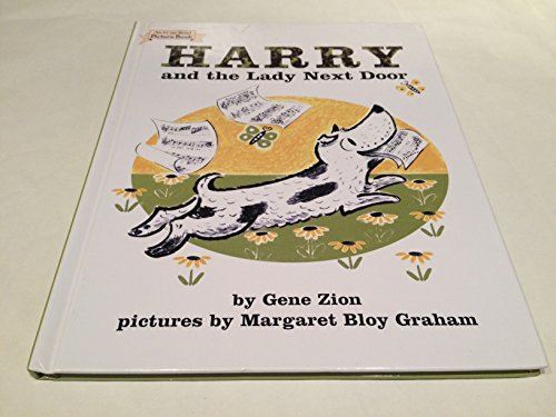 9780439454865: Harry and the lady next door (An I can read book)