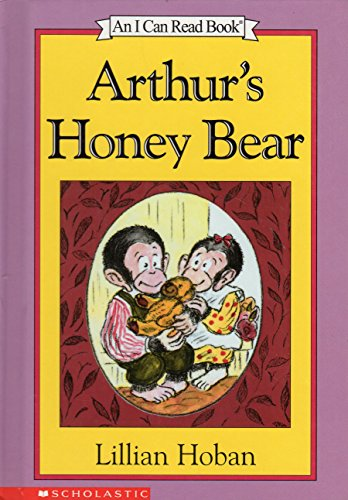 9780439454889: Arthur's Honey Bear