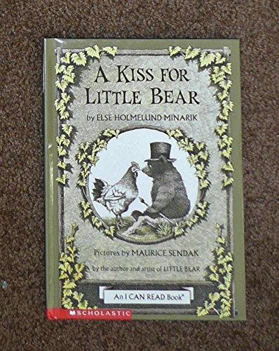 9780439454964: A Kiss for Little Bear (An I Can Read Book)