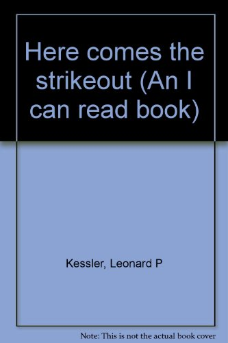 9780439455015: Here comes the strikeout (An I can read book)