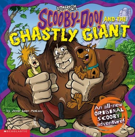 9780439455237: Scooby-Doo and the Ghastly Giant