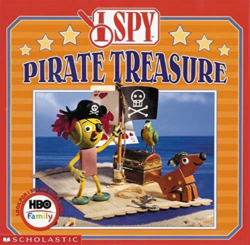 9780439455251: I Spy Pirate Treasure (I Spy Tv Tie-in)