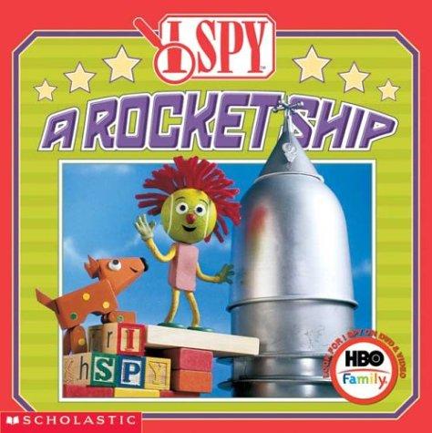9780439455268: I Spy a Rocket Ship
