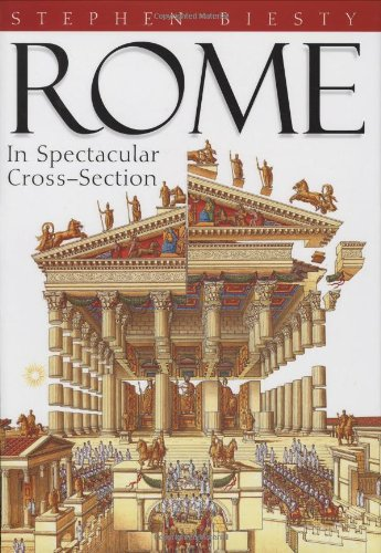9780439455466: Rome: In Spectacular Cross Section