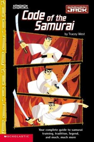 9780439455558: Code of the Samurai (Samurai Jack)