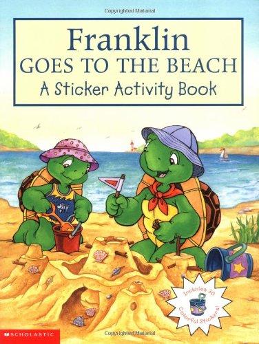 9780439455688: Sticker Activity Book: A Sticker Activity Book (Franklin)
