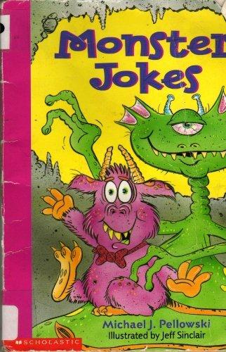 9780439455893: Monster Jokes