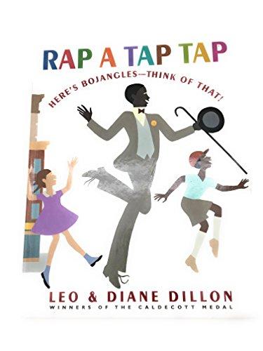 9780439455978: [(Rap a Tap Tap )] [Author: Leo Dillon] [Sep-2002]