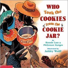 9780439456869: Who Took the Cookies From the Cookie Jar? (Big Book) [Paperback] by Lass, Bonnie