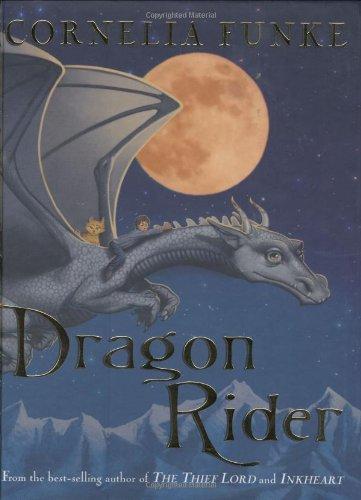 Dragon Rider ***SIGNED*** ***ADVANCE READER'S EDITION***: Cornelia Funke