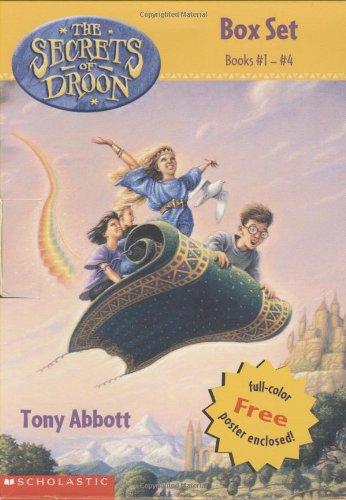 9780439457477: Secrets of Droon Box Set