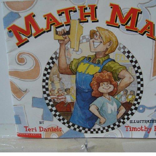9780439458139: Math Man