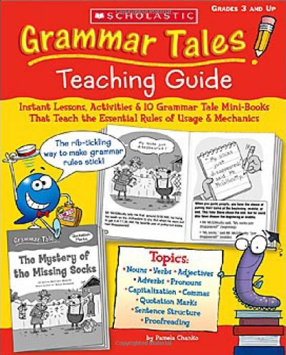 9780439458276: Grammar Tales! Teaching Guide: Grades 3 and Up [Taschenbuch] by