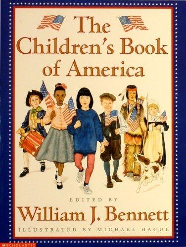9780439458559: The Children's Book of America