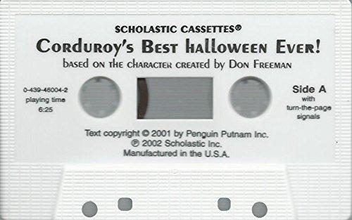 9780439460040: Corduroy's Best Halloween Ever!