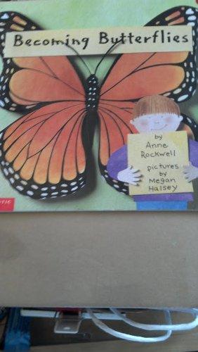 9780439460125: Becoming Butterflies