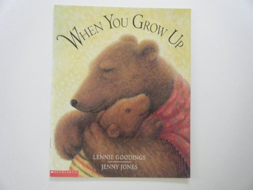 When you grow up: Lennie Goodings; Jenny