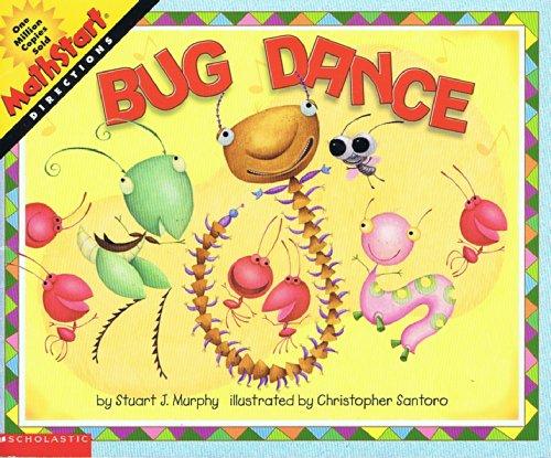 9780439461207: Bug Dance (Mathstart)