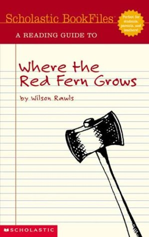 """A Reading Guide to """"Where the Red: Rozakis, Laurie"""
