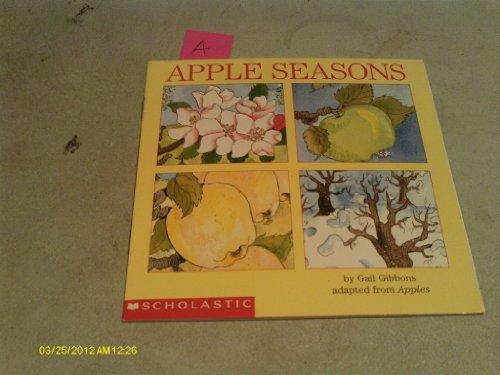 9780439465175: Apple Seasons