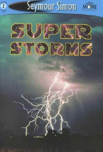 9780439466851: Super Storms
