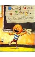 9780439468589: David Goes to School.
